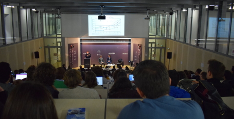 Agora organized a conference with Thomas Piketty