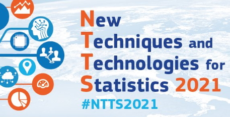 10 mars : le CASD au New Techniques and Technologies for Official Statistics (NTTS) 2021