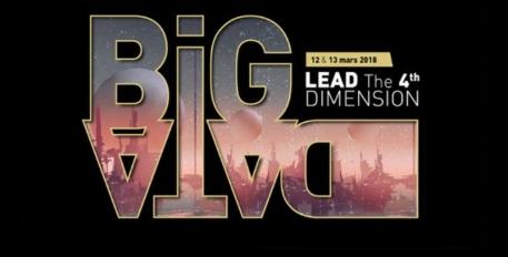 The Big Data Paris 2018 exhibition