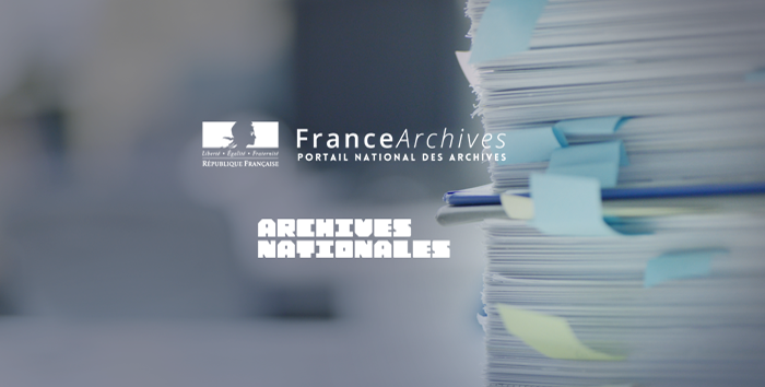 Partnership between CASD, Archives of France and National Archives