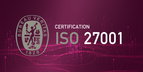 Information security certification ISO 27001