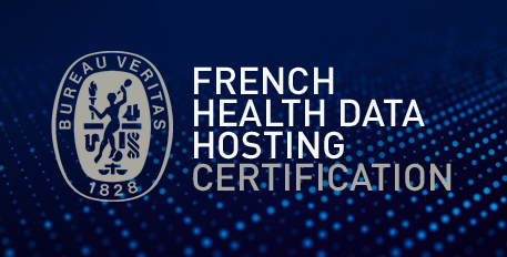 Health data hosting certification